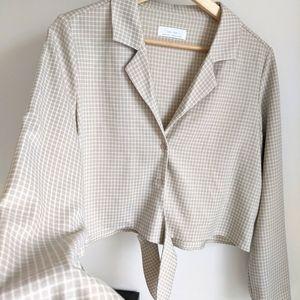 OAK +FORT blouse